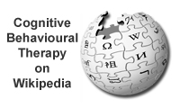 Cognitive Behavioral Therapy on Wikipedia